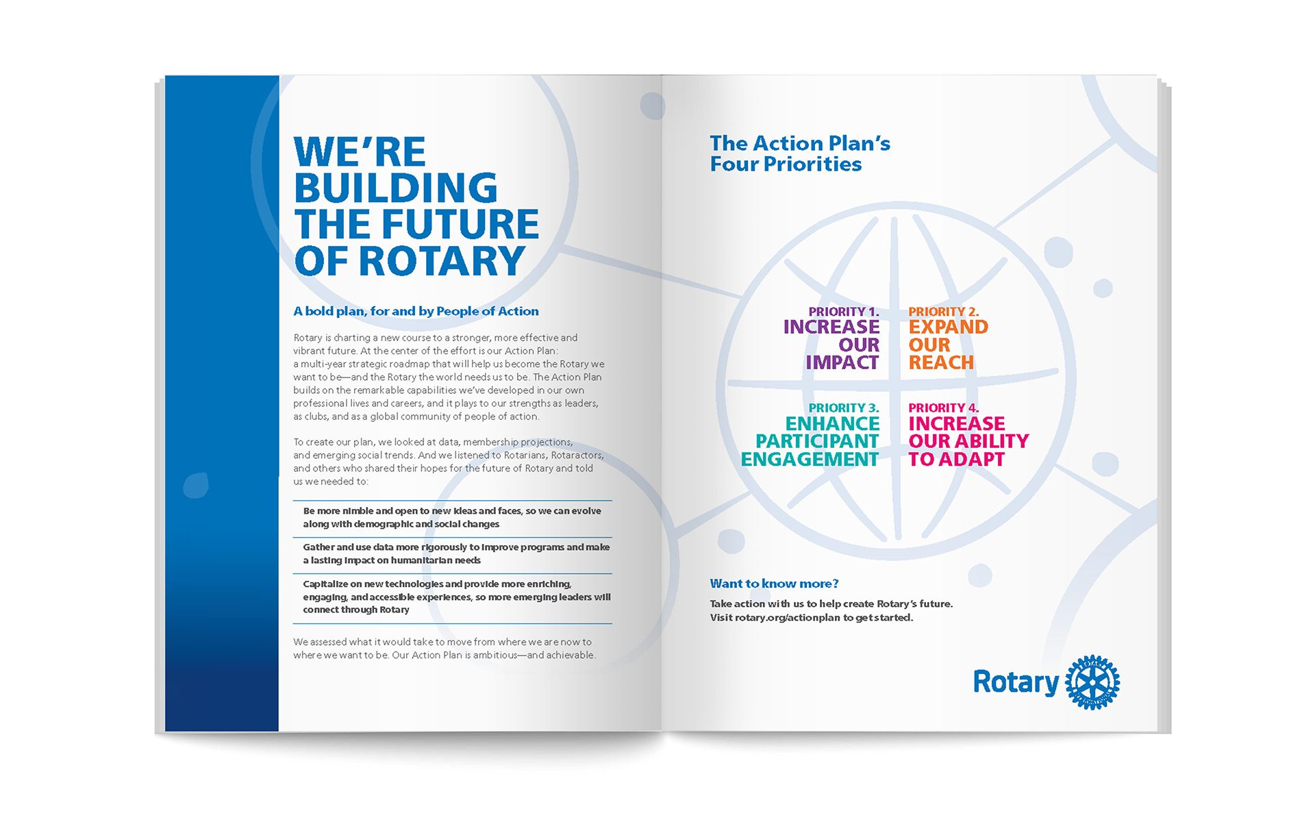We're building the future of Rotary.